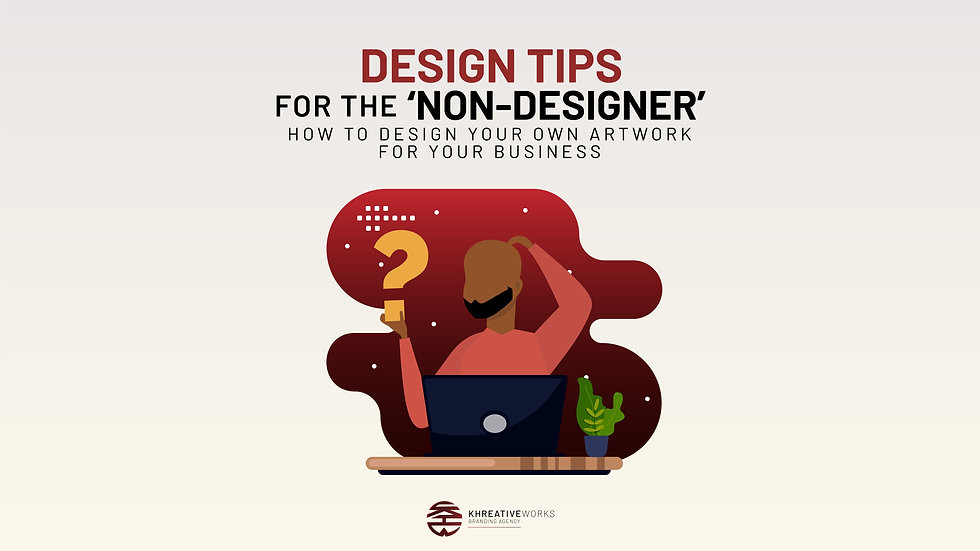 Design Tips for the Non-designer cover.j