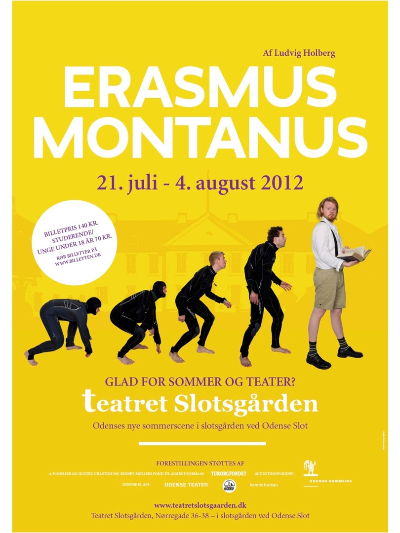 Erasmus Montanus 2012