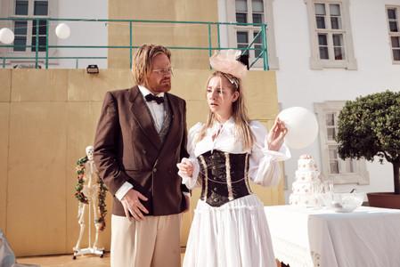 Jacob Moth-Poulsen & Mathilde Lundberg
