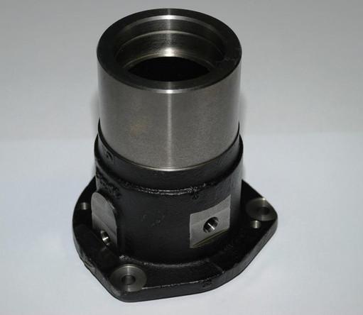 - Supporto in ghisa - Settore automotive  Gusseisenkomponenten          Automotive  Cast iron component Automotive