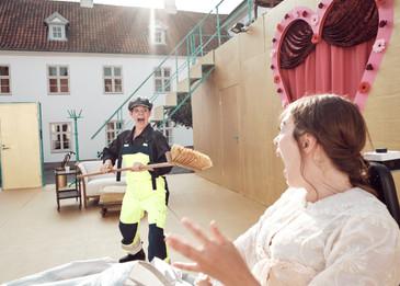 Mathilde Lundberg & Rebecca Rønde Kiilerich