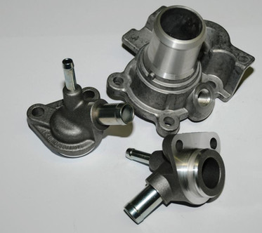 - Flangia in ghisa - Settore automotive  Gusseisenflansch  Automotive  Cast iron flange Automotive