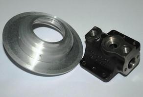 - Particolari trasmissioni - Settore automotive  Getriebskomponenten             Automotive  Parts of gearboxes Automotive