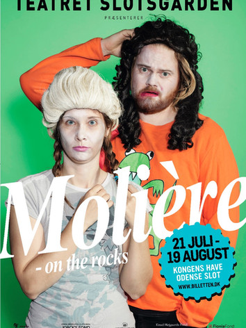 Molière on the Rocks