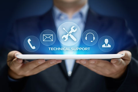 Technical Support Customer Service Busin