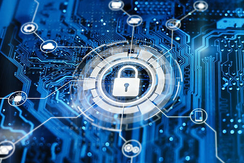 Cybersecurity and secure nerwork concept