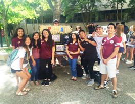 TXST FSA at Student Involvement Fair