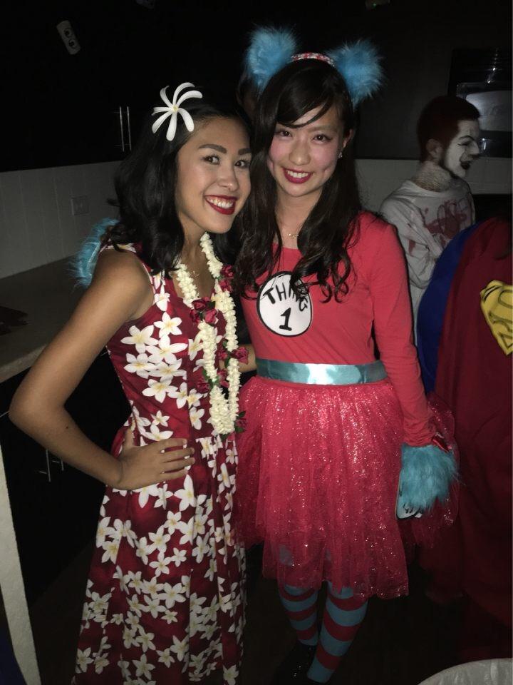 Hana & Riho
