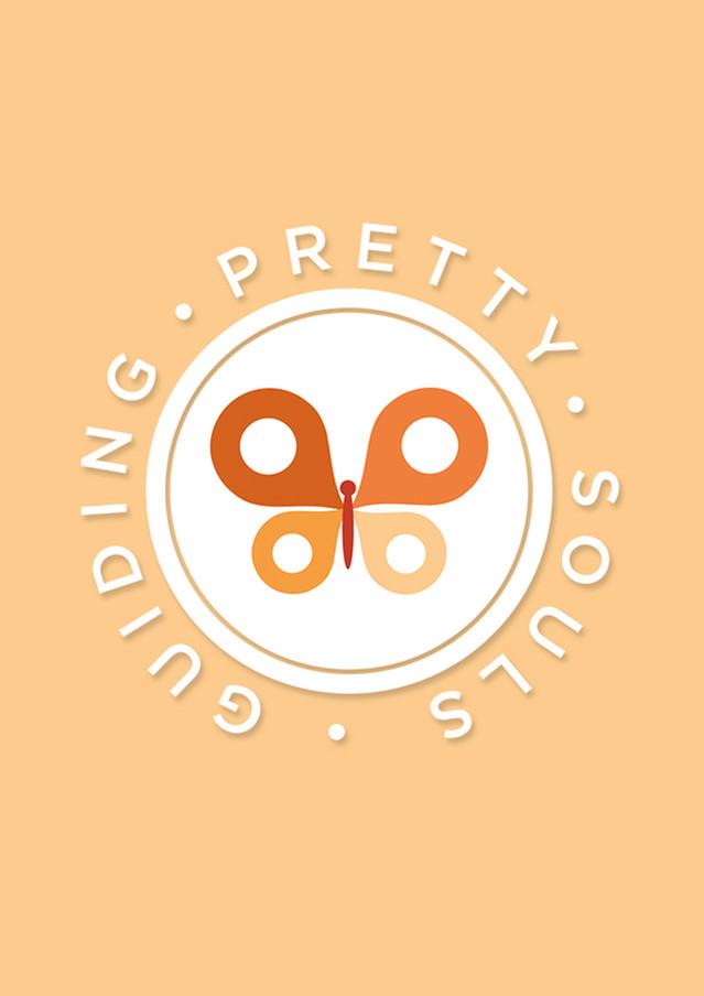 Guiding Pretty Souls Logo