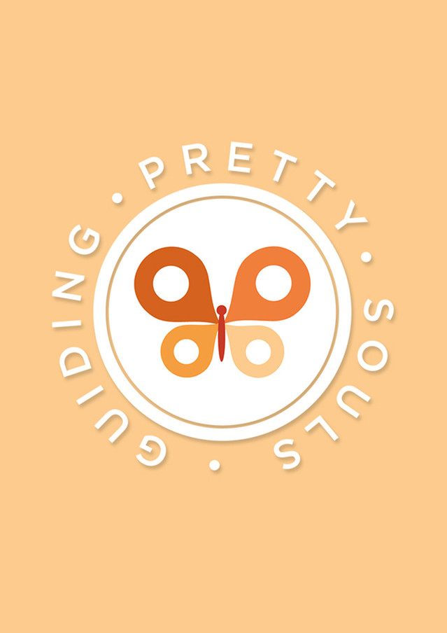 Guiding Pretty Souls Logo