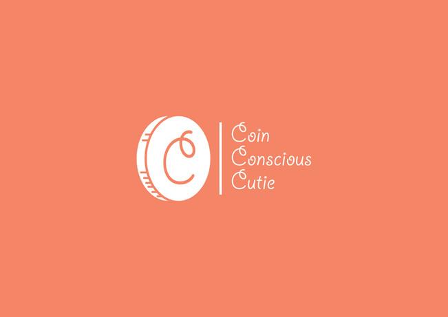 Coin Conscious Cutie Logo
