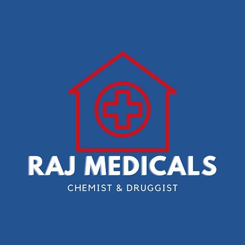 Medicines Delivery from Raj Medicals