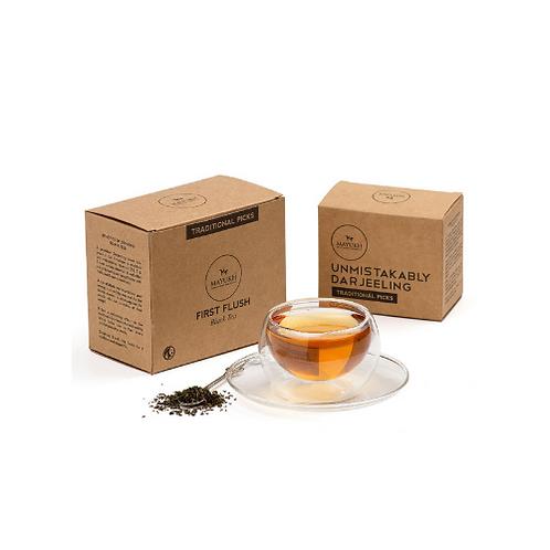 Queen's Collection - 1st Flush Black Tea_broken
