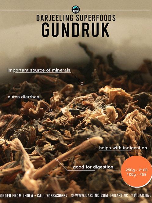 Gundruk