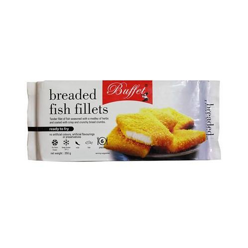 Buffet Breaded Fish Fillets