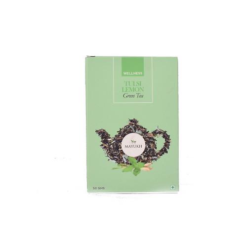 Queen's Collection - Flavoured Teas - Tulsi Lemongrass