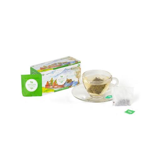 Queen's Collection - Teabags_Green Tea