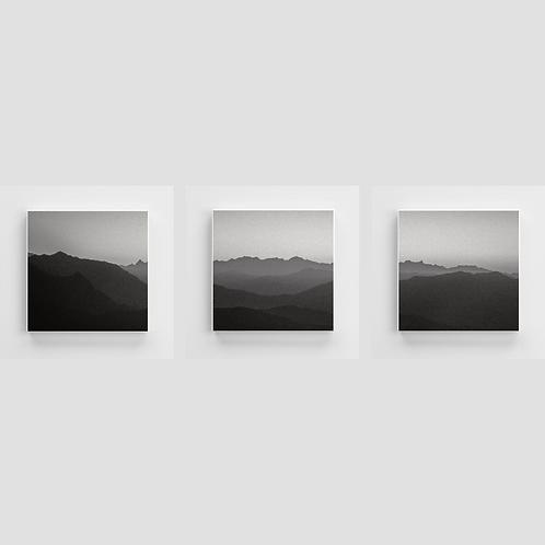 Holy Mountains 1 x 3 Set