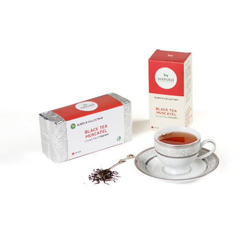 Queen's Collection - 2nd Flush Black Tea - Muscatel