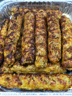 Chicken Kofta Kabobs