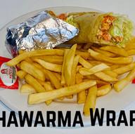 Shawarma Wraps