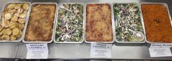 Italian Lasagna Buffet