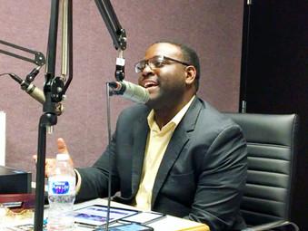 Brandon talks about BAMM on FM 98's Sunday Journal