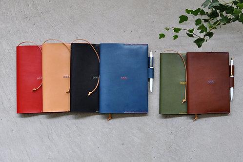 手帳カバー B6・A5サイズ
