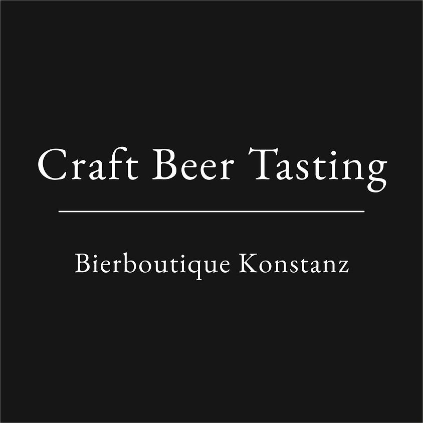 CRAFT BEER TASTING - Bierboutique Konstanz