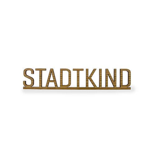 Schriftzug M - Stadtkind
