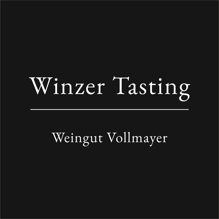 WINZER TASTING - Weingut Vollmayer