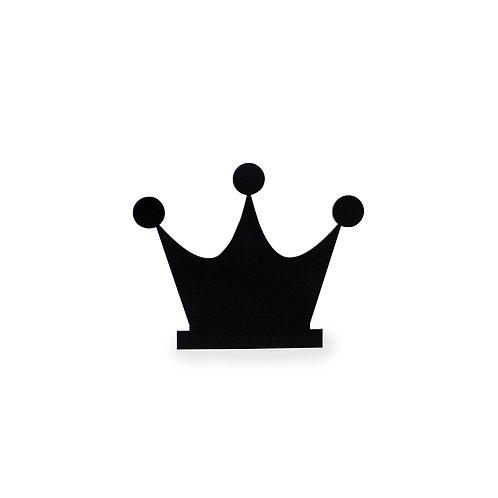 Silhouette für Bilderleiste Motiv Krone