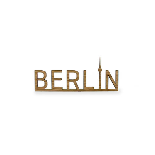 Schriftzug S - Berlin Berliner Fernsehturm