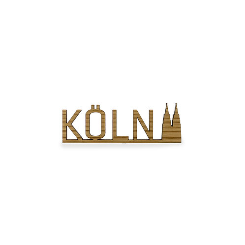 Schriftzug S - Köln Kölner Dom