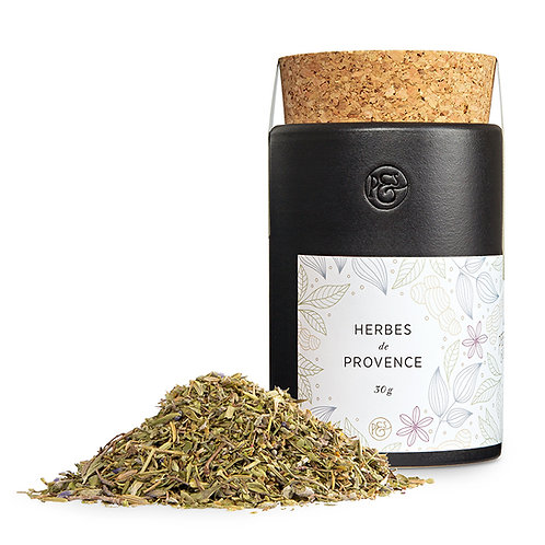 Herbes de Provence Keramikdose – Pfeffersack & Söhne