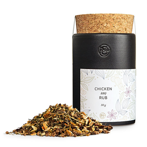 Chicken BBQ Rub Keramikdose  – Pfeffersack & Söhne