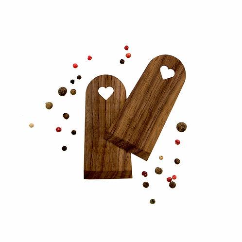 Raclette Schaber Herz