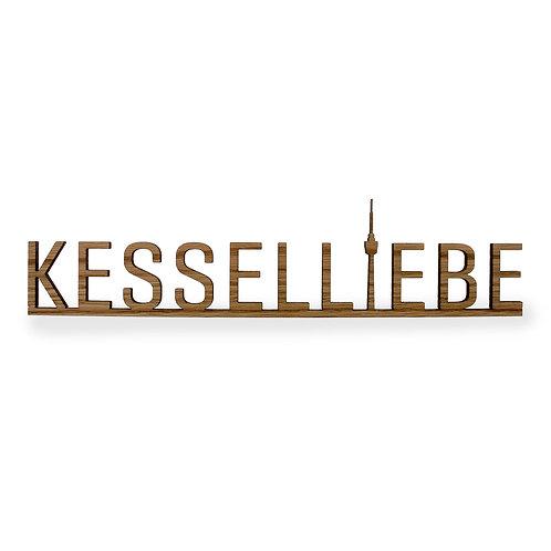 Schriftzug L - Kesselliebe Stuttgart
