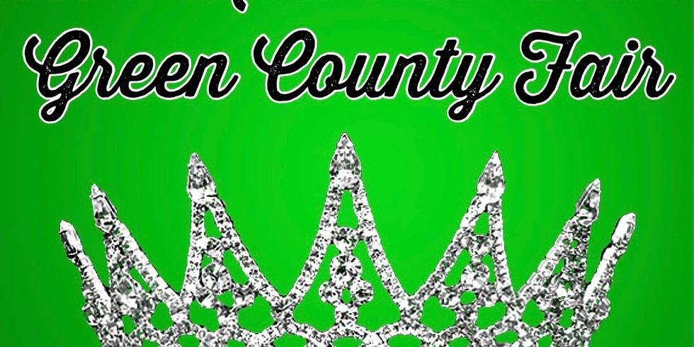 Tiny Miss Green County Fair (3-4 yrs)