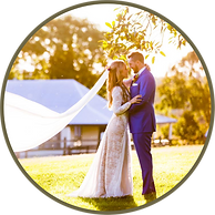 An Elegant Affair package has it all. A very grnd wedding ith many inclusions tamborine wedding