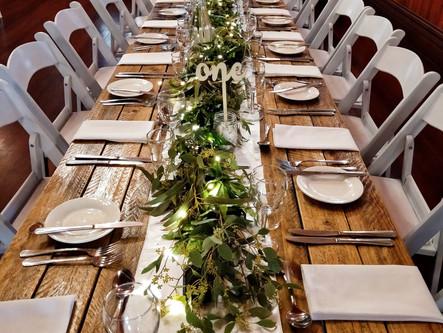 Rustic and Simple DIY Weddings