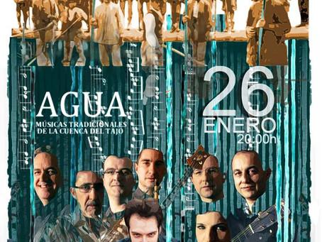 Aljibe regresa a Aranjuez para presentar su disco-libro de homenaje a nuestro río Tajo