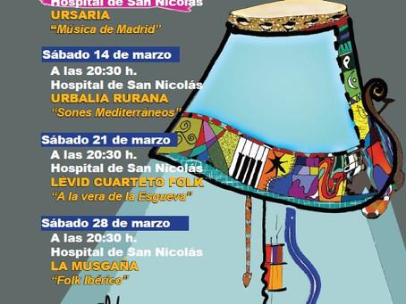 Aljibe organiza nuevamente el Festival Musicamunda