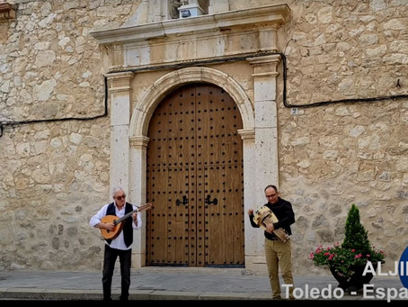Aljibe colabora con músicos iberoamericanos el día de la madre argentina.