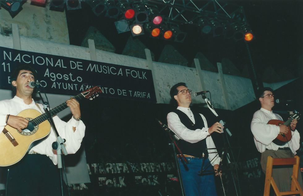 Aljibe en Tarifa