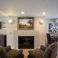 St Jean Residence Livingroom close up