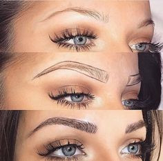 Mircobladed Brows