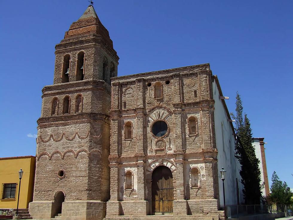 Arizpe Templo-de-Nuestra-Señora-de-la-As