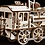 Thumbnail: Robotime 3D Wooden Locomotive