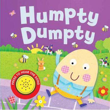 Children's Picture Book - Humpty Dumpty